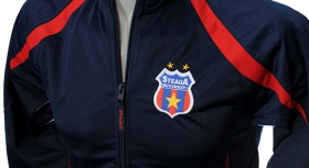 Trening Logo Brodat Adult Produs Oficial ''sub licenta'' Steaua Bucuresti