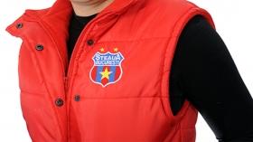 Vesta Rosie Dama Produs Oficial Steaua Bucuresti