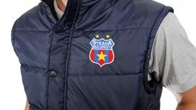 Vesta Navy Adult Produs Oficial Steaua Bucuresti