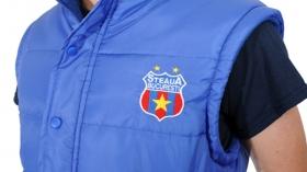 Vesta Albastra  Adult Produs Oficial Steaua Bucuresti