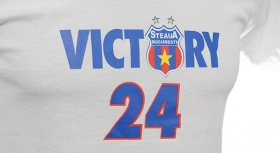 Tricou Victory 24 Junior Produs Oficial Steaua Bucuresti