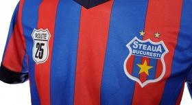 Tricou Replica  2013/14 Home Adult Produs Oficial Steaua