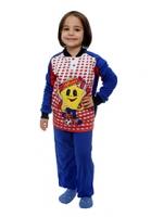 Pijama Albastra Baby 002 Produs Oficial Steaua Bucuresti