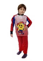 Pijama Rosie Baby 002 Produs Oficial Steaua Bucuresti