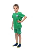 Tricou + Sort pentru Portar Verde Produs Oficial Steaua Bucuresti