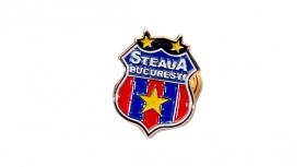 Pin Sigla Produs Oficial Steaua bucuresti
