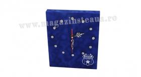 Ceas Vintage Albastru Produs Oficial STEAUA Bucuresti