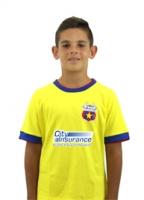 Tricou Replica BBC Deplasare Junior Steaua Bucuresti