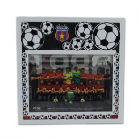 Rama Foto 1986  Produs Oficial Steaua Bucuresti