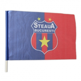 Steag Mic R/A Produs Oficial STEAUA BUCURESTI