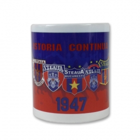 Cana Istoria ''Siglei 1947 Steaua'' produs ''sub licenta'' Steaua Bucuresti
