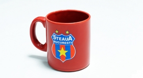 Cana Rosie  Produs Oficia ''sub licenta''l Steaua Bucuresti
