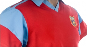 Tricou Retro  '87 Produs Oficial Steaua Bucuresti