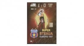 Dvd Super Steaua Europei 1987