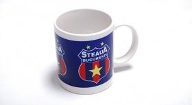Cana Sigla R/A Produs Oficial ''sub licenta'' Steaua Bucuresti