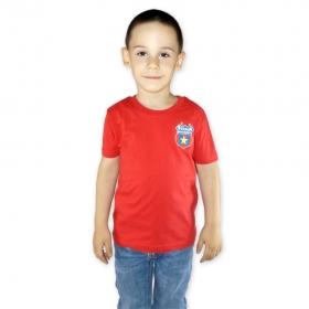 Tricou Rosu BBC Copii Produs Oficial Steaua Bucuresti