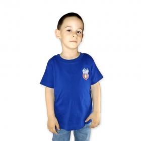 Tricou Royal Blue BBC Copii  Produs Oficial Steaua Bucuresti