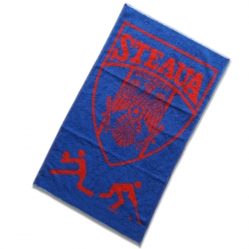 Prosop Mediu Steaua Sporturi rosu/albastru Produs Oficial  ' sub licenta'' Steaua Bucuresti