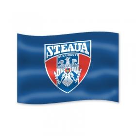 Steag Mic CSA Produs Oficial Steaua Bucuresti
