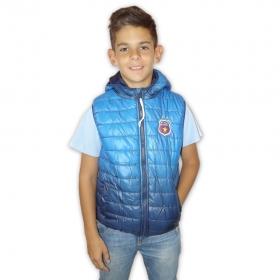 Vesta Blue/Navy Junior Produs Oficial Steaua Bucuresti