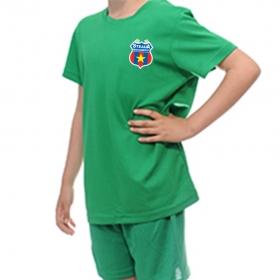 Tricou + Sort pentru Portar Verde Adult Produs Oficial Steaua Bucuresti