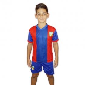 Kit Retro'86 Junior Produs Oficial ''sub licenta'' Steaua Bucuresti