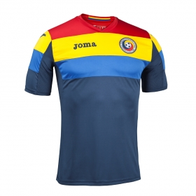 TRICOU ANTRENAMENT NATIONALA ALBASTRU - JUNIORI 2015 - 2016