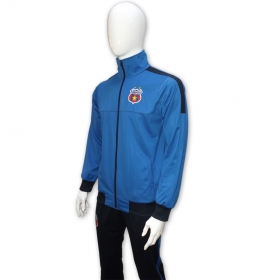 Adult  Royal Tracksuit Official Product Steaua Bucuresti