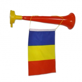 Goarna Rosie Drapel Romania