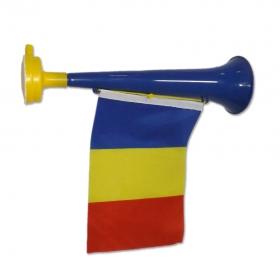 Goarna Albastra Drapel Romania