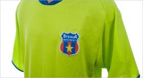 Tricou Replica Verde Adult Produs Oficial Steaua Bucuresti