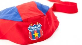 Bandana Adult Rosu si Albastru Steaua Bucuresti Produs Oficial ''sub licenta'' STEAUA BUCURESTI