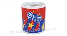 Cana Steaua Bucuresti 1947 Produs Oficial ''sub licenta'' Steaua Bucuresti