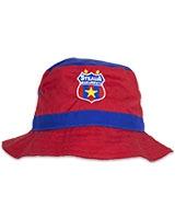 Palarie juniori Steaua rosu-albastru