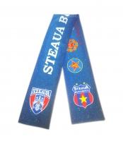Esarfa  Steaua O Istorie Ros-Albastra
