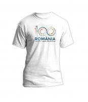 Tricou Centenar Romania
