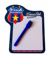 Memopad Albastru Steaua Bucuresti