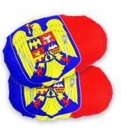 Set Ornament  Oglinda Auto Tricolor Romania