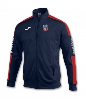 ADULT JOMA JACKET CHAMPION  NAVY BLUE-RED