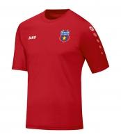Tricou Oficial de joc Rosu Jako Junior Steaua Bucuresti