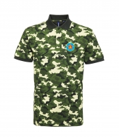Polo Camouflage T-shirt