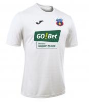 Tricou Oficial de Joc Seniori Alb '2 Produs ''sub licenta'' Steaua Bucuresti