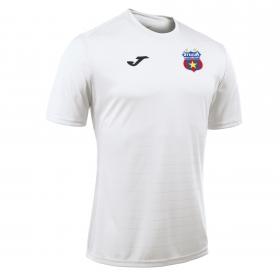 Tricou Juniori Oficial de Joc Alb '2 Produs ''sub licenta'' Steaua Bucuresti