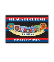 Magnet Steaua Bucuresti Istoria Continua