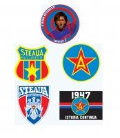 Stickere Steaua Bucuresti