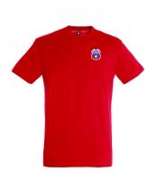 Tricou Antrenament Rosu Steaua Bucuresti