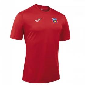 Tricou Antrenament Rosu Juniori Steaua Bucuresti Joma  Produs Oficial ''sub licenta'' STEAUA BUCURESTI