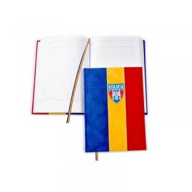 Agenda A5 tricolor CSA Steaua