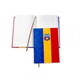 Agenda A5 tricolor  Steaua Bucuresti