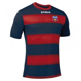 Tricou Dungi Orizontale  Retro Juniori Logo Steaua Bucuresti 3D  Produs ''sub licenta'' Steaua Bucuresti